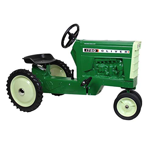 Oliver 1750 Narrow Front Pedal Tractor FU-1371