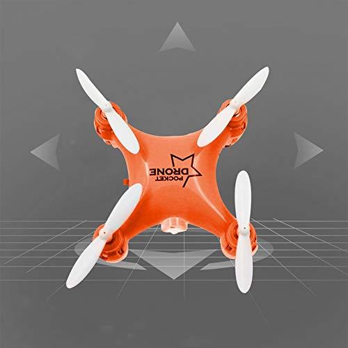 loonBonnie L6058 Mini Pocket RC Quadcopter Drone UAV con Modo sin ...