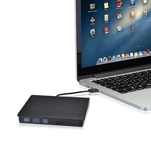 Welcomeuni External DVD Drive for Windows 8 , Macbook Pro Air iMAC