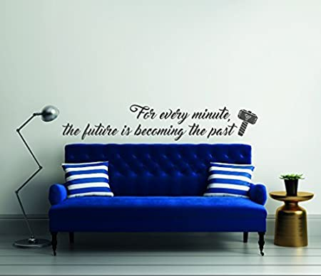 Ymot101 For Every Minute The Future Is Becoming The Past Quotes