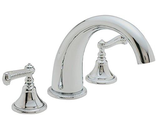 California Faucets TO-5808-RBZ|Roman Tub Trim Set, Rustico Bronze