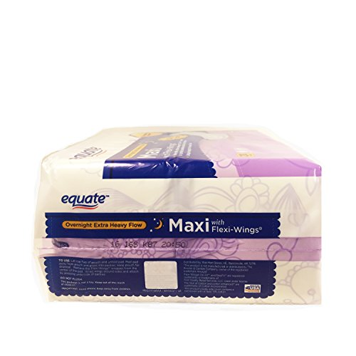 equate maxi pads - 2
