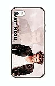 Robert Pattinson Design Case For Iphone 5 / 5s Silicone Cover Case RP05