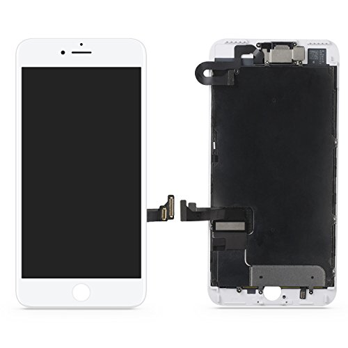 LCD Display Touch Screen Digitizer Assembly Screen Replacement Repair Kit for iPhone 7 plus 5.5 inch (white) by EC BUY (Image #6)