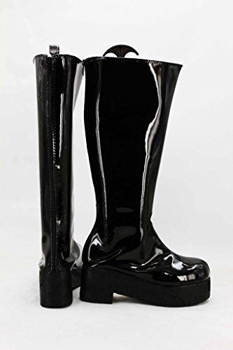 Tokyo Ghoul Anime Kirishima Touka Combat Shoes Cosplay Shoes Boots Custom Made khauGb8H0e