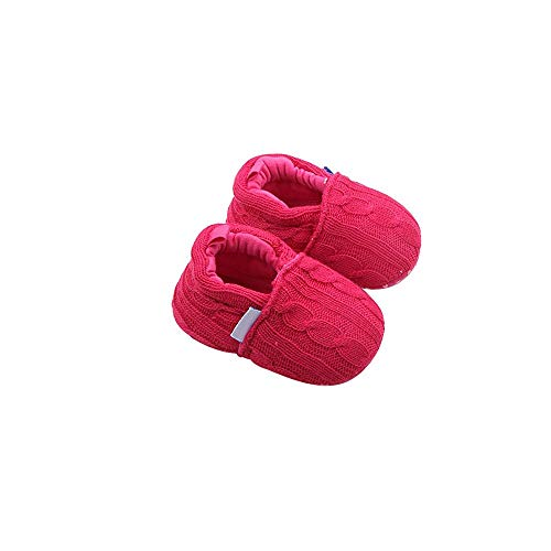 Nacido De Primeros Niña Bbsmile Pequeños Cuero Zapatos Para Blanda Pasos Bebe Pequeño Caliente Rosa Recién Niño Suela Niños 0twYRwq