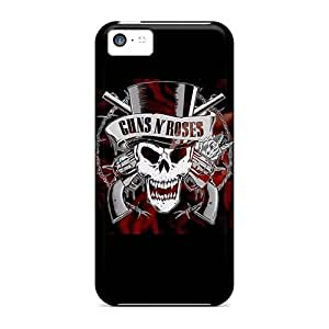 Iphone High Quality Tpu Case/ Guns N Roses HrD3959wArK Case Cover For Iphone 5c