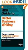#6: HBR Guide to Better Business Writing (HBR Guide Series)