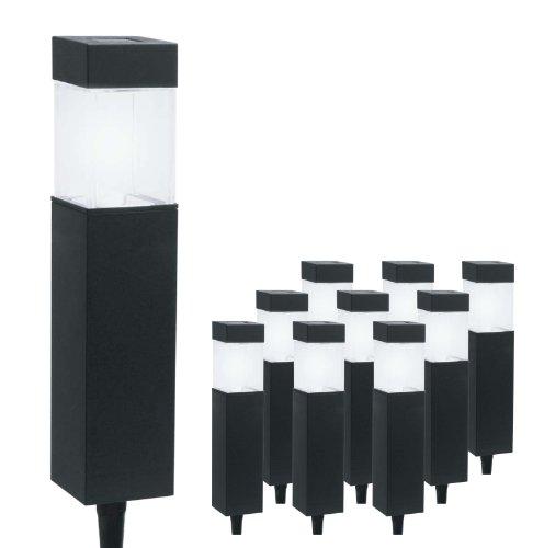 Solar Accent Lighting Set Of 8 - 7