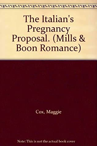 book cover of The Italian\'s Pregnancy Proposal
