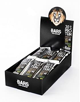 PUSH BARS 15 x PROTEIN BAR (40g), Barritas de chocolate ...