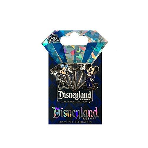 Disneyland 60th Anniversary Diamond Celebration Stained Glass Sleeping Beauty Castle Trading - Castle Sleeping Beauty