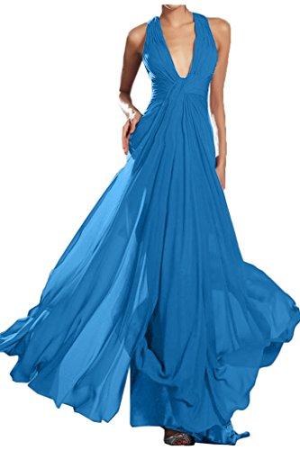 Missdressy -  Vestito  - Donna Blau 40