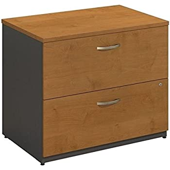 amazon com bush furniture series c 2 drawer lateral wood file rh amazon com lateral wood file cabinets lateral wood file cabinets 2-drawer