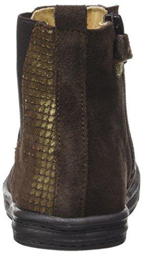 Natalia Marron Boots Marron Chelsea Chocolat Minibel Mädchen BqFx4