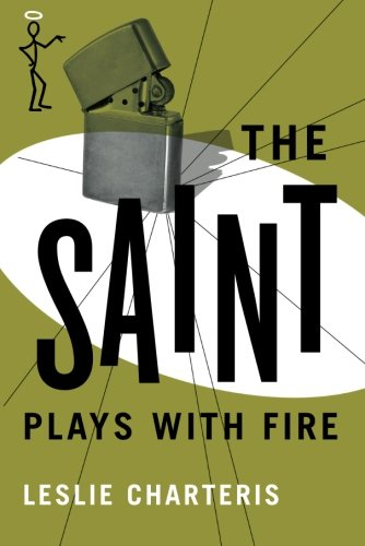Download The Saint Plays with Fire pdf epub
