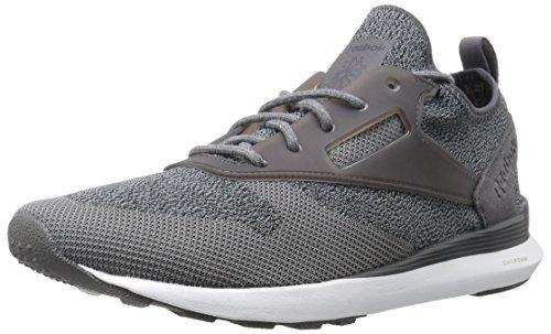 Reebok Men's Zoku Runner HM Sneaker Ash Grey/White