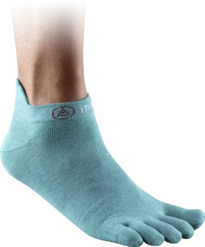 Injinji 2012 Performance Lightweight No Show Toe Socks