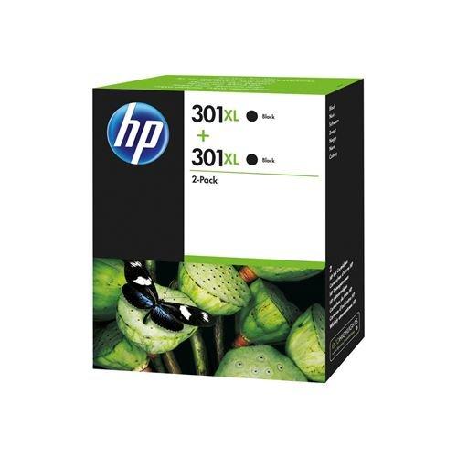1833 opinioni per HP 301XL Cartuccia Originale Getto d'Inchiostro ad Alta Capacità, Confezione da