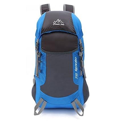 Abelhas DealMux inteligentes Autorizado Pacote Resistente Mochila mochila leve compactáveis ??viagem Caminhadas Camping Outdoor