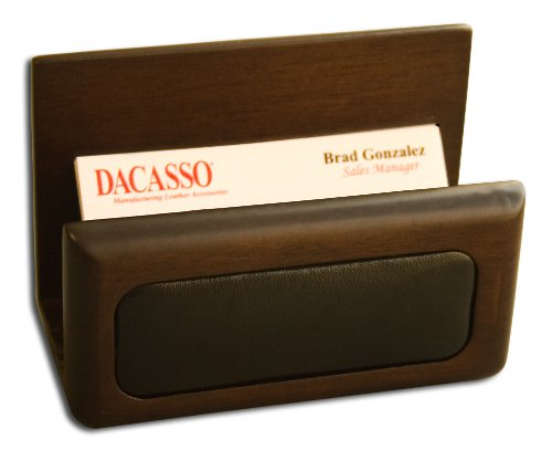 eather Business Card Holder ()