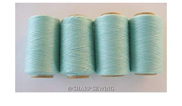 4tubes Spun Polyester Quilting Serger Sewing Thread#877