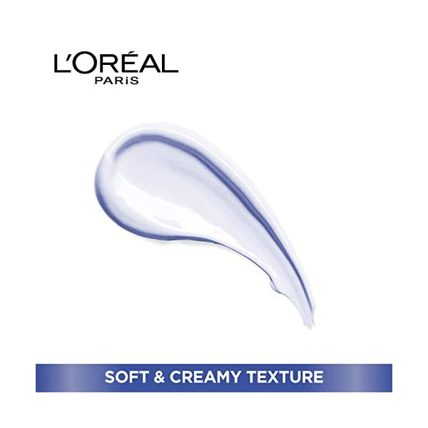 L'Oreal Paris White Perfect Night Cream, 50ml 2021 June A powerful skin brightening night cream & face moisturizer created by L'Oréal SkinCare Laboratories, for overnight skin brightening benefits for a radiant look Instantly hydrates & boosts the skin regeneration process overnight Melanin-Vanish,Tourmaline Gemstone & Vitamin E, that unloads existing dark pigments, enhances skin radiance and fights against skin damage