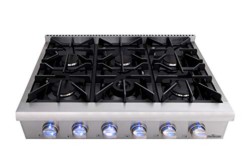 Buy gas downdraft cooktop