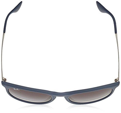 sol Gunmetal Blue Sun60835A Gradient Gunmetal Grey Gafas Degradada Ray 4171 de para Mod Gris Azul Ban mujer xqOfT4wvY