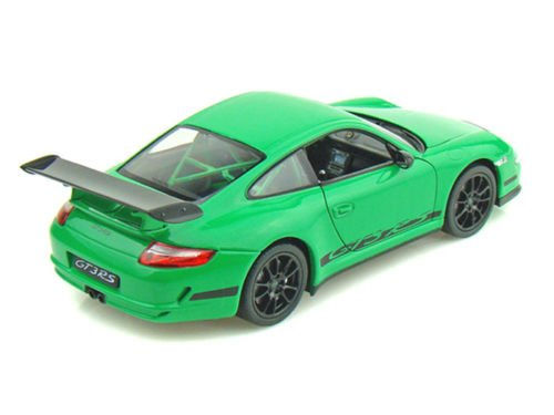 1:32 DISPLAY PORSCHE 911 (997) GT3 RS DIECAST CAR 4 COLOR - NO RETAIL BOX 42397D-G BY WELLY