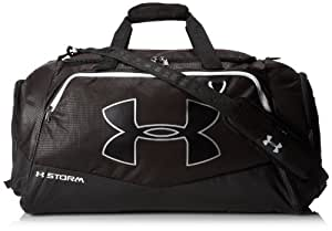 Under Armour Storm Undeniable II Duffle, N/A, Black/Black