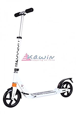 Patinete Scooter Urbano Pleglable 2 ruedas: Amazon.es ...