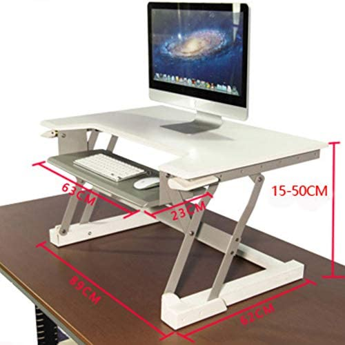360° Adjustable Folding Laptop Table Lap Desk Bed Computer Tray Stand Lapdesk