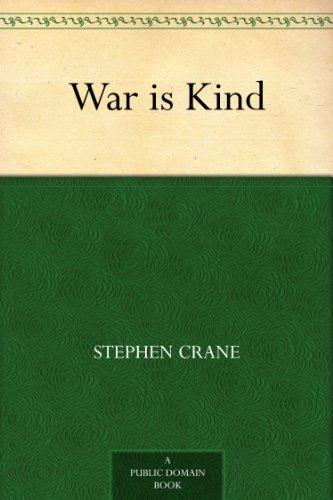 War is Kind