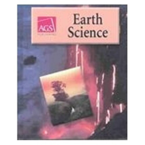 EARTH SCIENCE STUDENT WORKBOOK (Ags Earth Science)