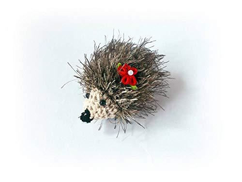 Crochet Hedgehog Toys Plush Amigurumi