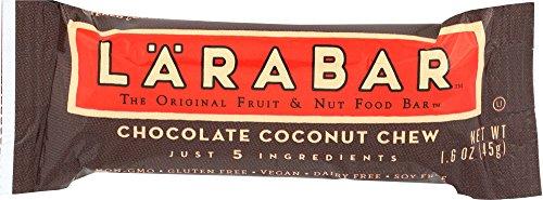Larabar Bar Chocolate Coconut Chew, 1.6 (Larabar Bars Chocolate Coconut Chew)
