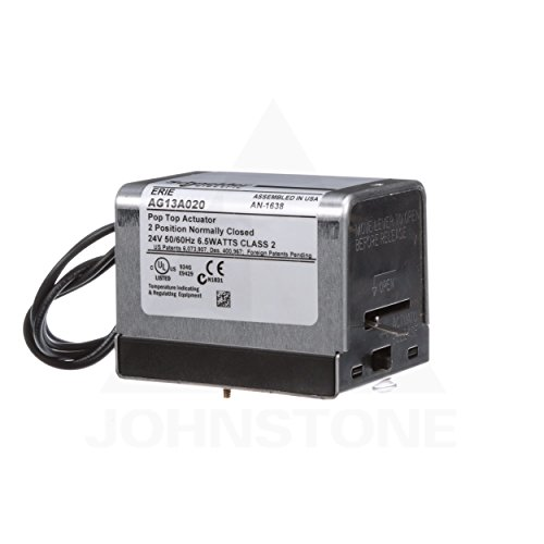 Schneider Electric AG13A020 Tac Erie Spring Return Two-Position General Close-Off Actuator Without End Switch, Normally Closed ()