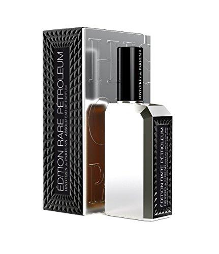 HISTOIRES DE PARFUMS Edition Rare Petroleum Uni Eau De Parfum Spray, 2 Fl Oz ()