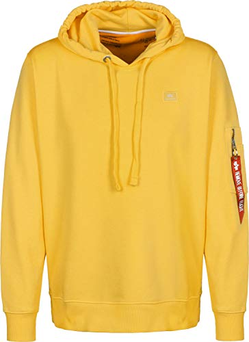 Alpha Industries fit Camouflage Prime HautsSweats Yellow 2xl capuche à X rxdhCtsQB