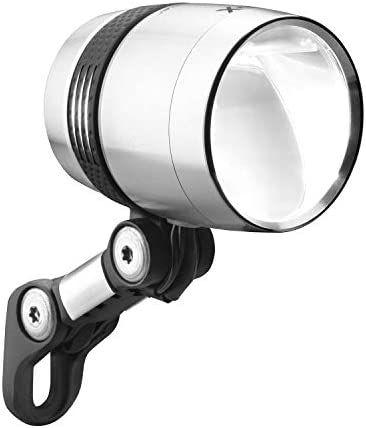 Busch M ller IQ-X T Senso Plus LED Headlight silver
