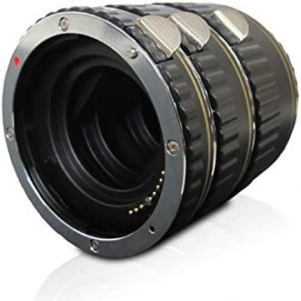 D800e Macro Extension Tube Set for Nikon D800 D810 D810A