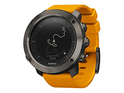 Suunto Traverse GPS Watch Amber - Authorized Dealer