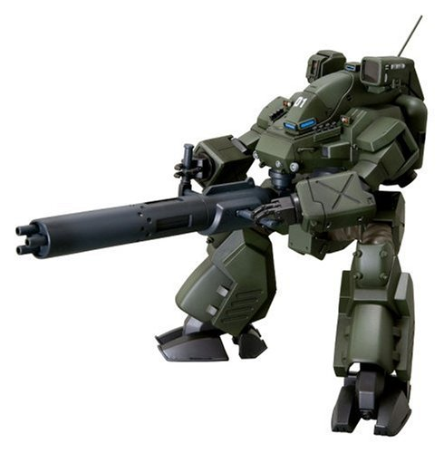 1/72 Scale Real Mechanical Collection Hannibal JGSDF Mech Model