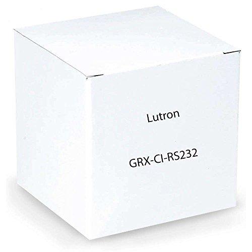 - Lutron Grafik Eye GRX-CI-RS232 Control Interface 12-24V Class 2