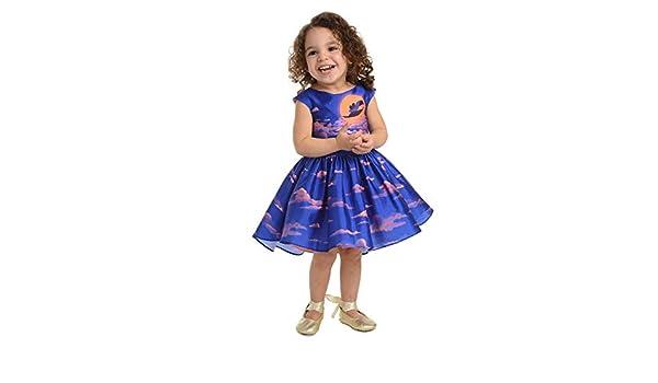 4a3d9156810c Amazon.com: PIPPA & JULIE Disney X Aladdin High Low Dress: Clothing