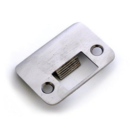 Outlet Nickel Door Tite Ratchet Style Door Strike Plate