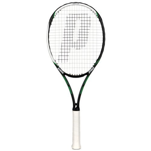 Prince O3 White LS 100 Tennis Racquet (4-5/8) -Unstrung
