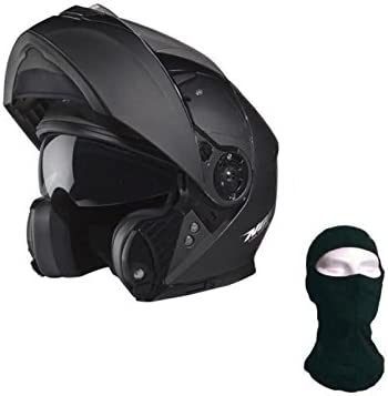 titanio NOX casco modulable talla L