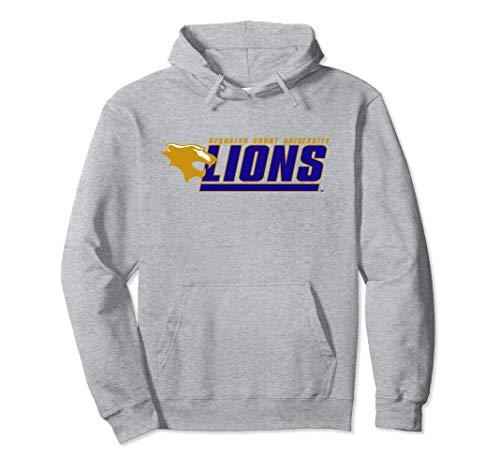 Georgian Court University Lions NCAA Hoodie PPGCTU02 ()